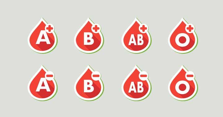 verschiedene blutgruppen vorteile